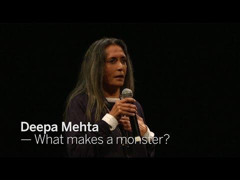DEEPA MEHTA What makes a monster?   TIFF 2016
