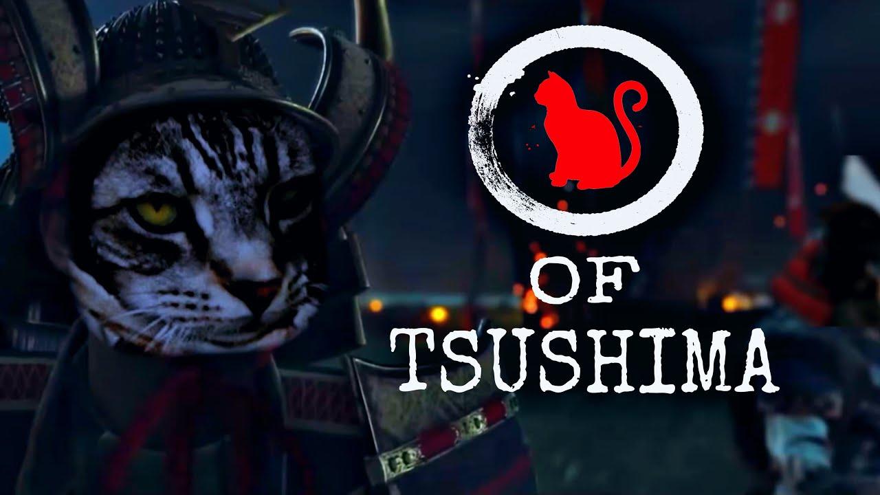 Cats of Tsushima