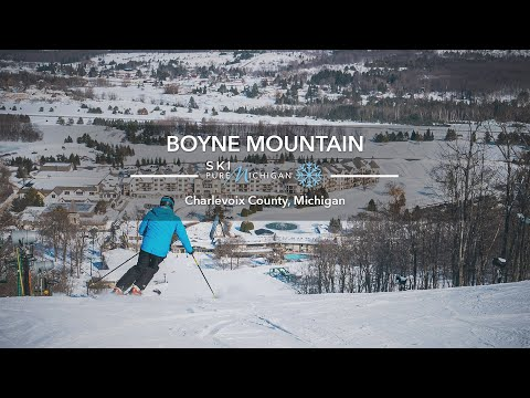 Boyne Mountain | Ski Pure Michigan