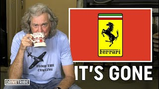 This is why James May is selling his Ferrari...