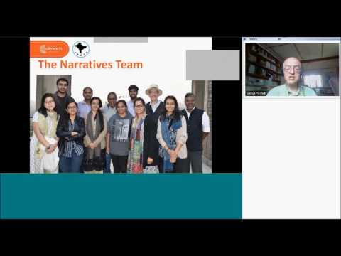 Webinar: Global Narratives of climate change - approach & pilot project in India - 20 June 2017