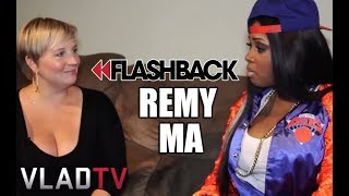 Flashback: Remy Ma Shares What a Typical Day in Prison is Like