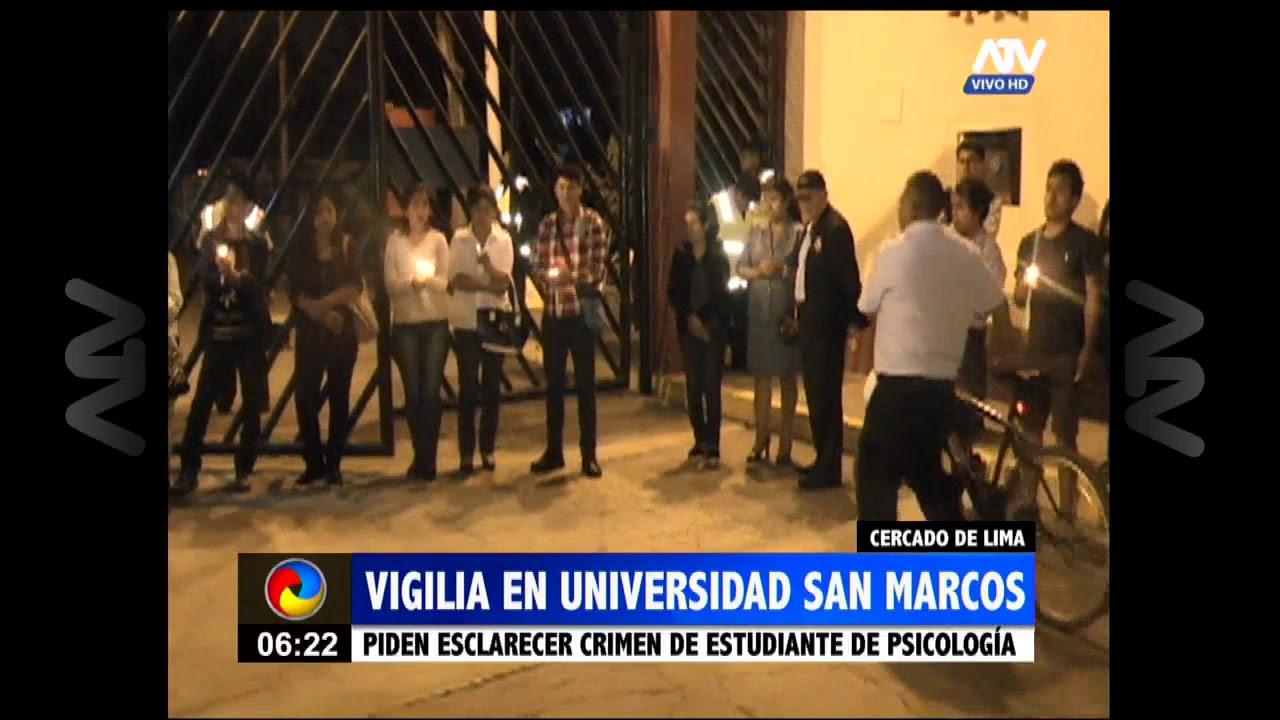 Amigos y familiares de Erik Arenas Sierra realizaron vigilia en la ...
