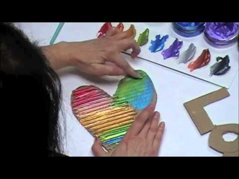 Blending Inka Gold By Viva Colour Series Part 1 Youtube