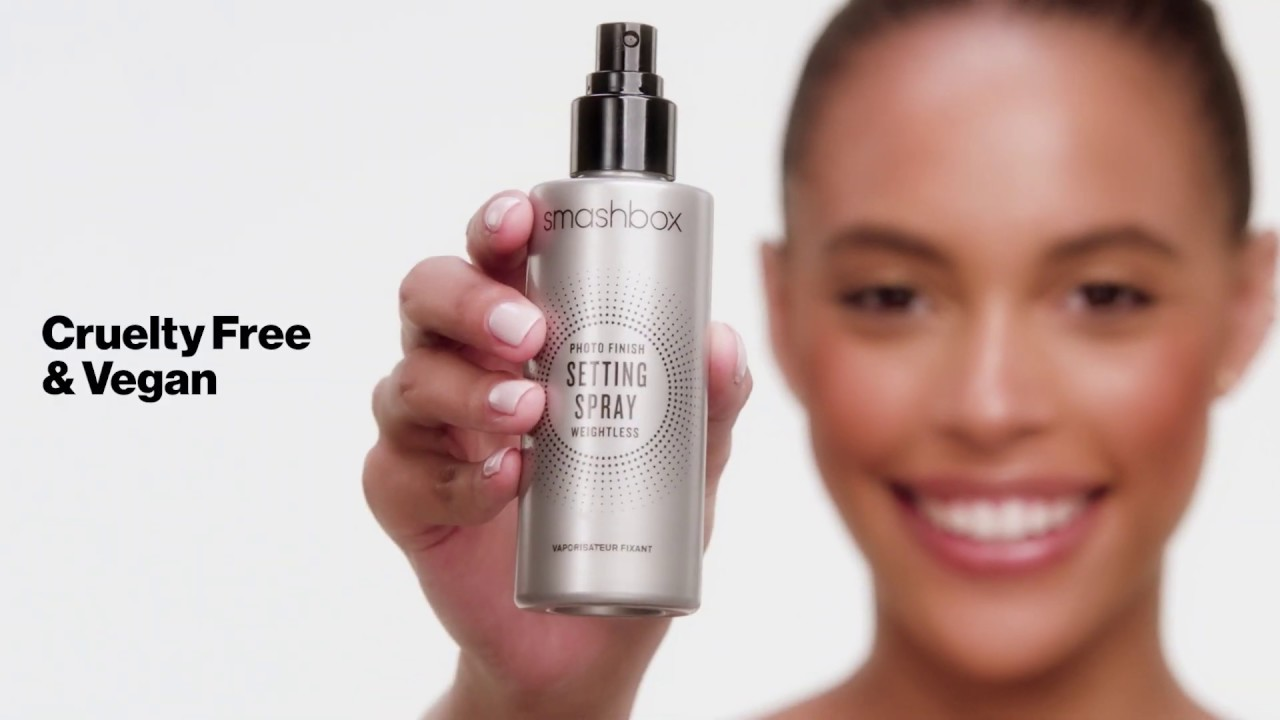 Photo Finish Setting Spray Weightless by Smashbox #3