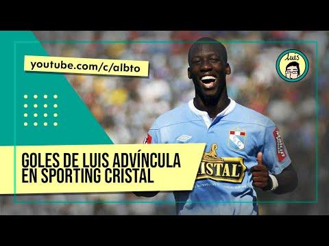 Todos los goles de Luis Advíncula con Sporting Cristal