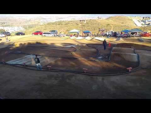 A main buggy 1/8 Ensenada RC 12-Jun-16