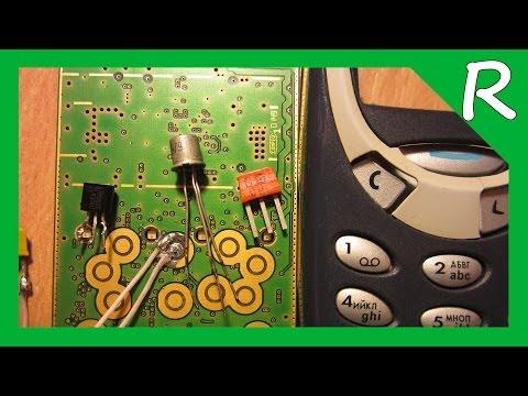 Делаем шпионский телефон-жучок. Spy bug from cellphone for free [ENG Subtitles]