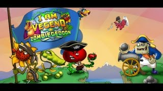 Lets Play I Am Vegend 2 - Evil Captain Pig Dude