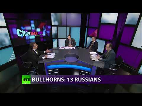 CrossTalk Bullhorns: 13 Russians (extended version)