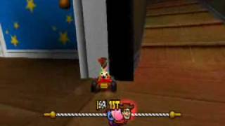 Toy Story Racer - Woody - Andy