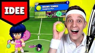 UPDATE IDEE für einen Spielmodus: Tennis Modus in Brawl Stars! 😁