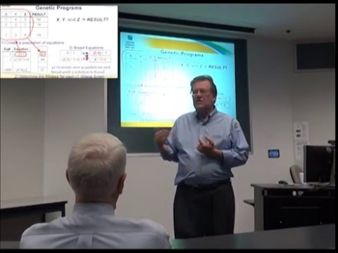 The Science of Money - Part 3 of 4 -  Genetic Algorithms/Genetic Programs, Optimization