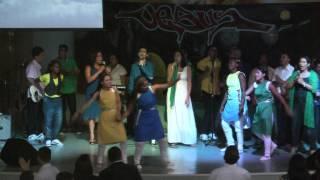 Louvor Igreja Batista Restauração Culto da Virada 2012/2013