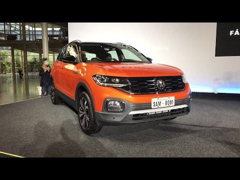 Novo VW T-Cross - Primeiro Contato