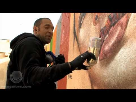 Chor Boogie paints Downtown Los Angeles
