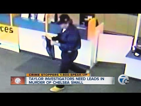 Taylor investigators need leads in murder of Chelsea Small