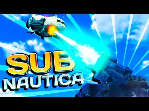 DID A LAZER HIT OUR SHIP?! - Subnautica Full Release Gamepla