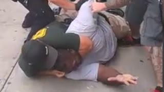 Eric Garner Video Sparks Backlash Over Police Brutality And Racism