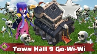 Clash of Clans Attacks - Town Hall 9 GOWIWI - Episode 125