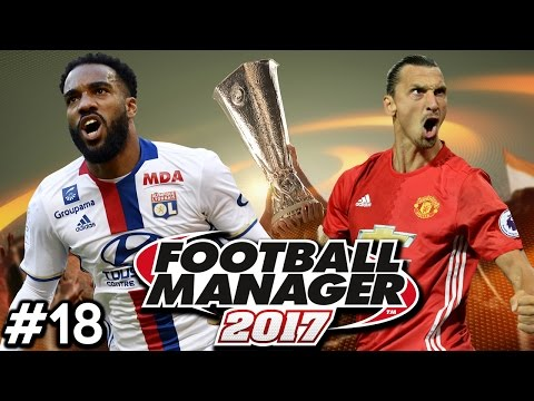 Football Manager 2017 | Manchester United Career Mode | #18 | SEASON ONE FINALE!!!