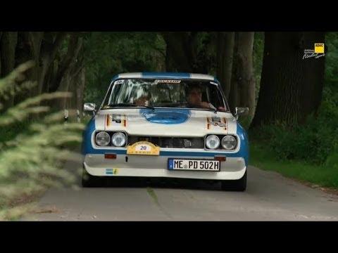2. Rallye AVUS Classic in Berlin-Brandenburg, 26.7.-28.7.2012, Teil 1, 28:26 Min.