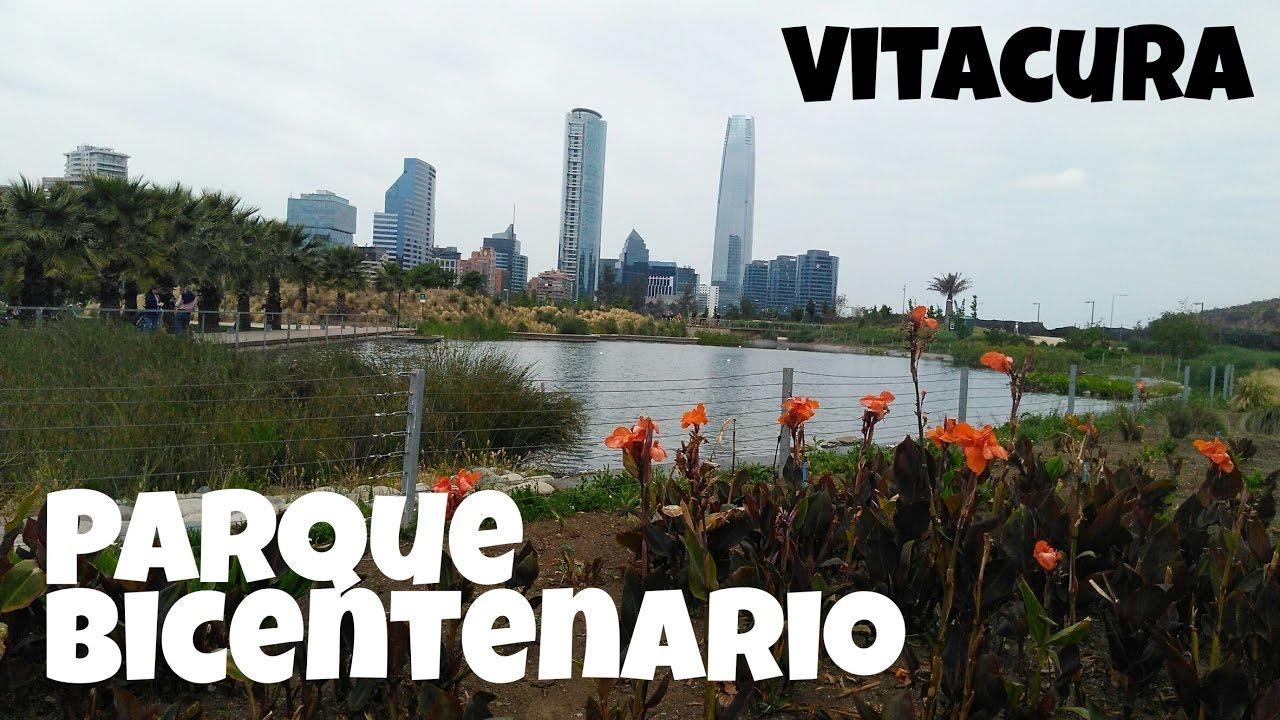 Parque bicentenario en vitacura santiago turismo en for Marmolerias en santiago de chile
