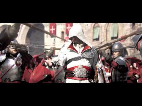 Assassin's Creed Brotherhood Epic Mashup Trailer - (Official) Inception Mind Heist Music Video