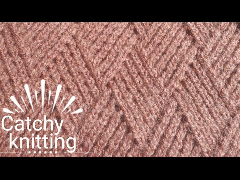 Kaju katli knitting pattern in an easy way with description in English.