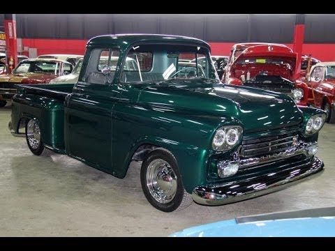 1959 Chevrolet Apache Pickup For Sale Youtube