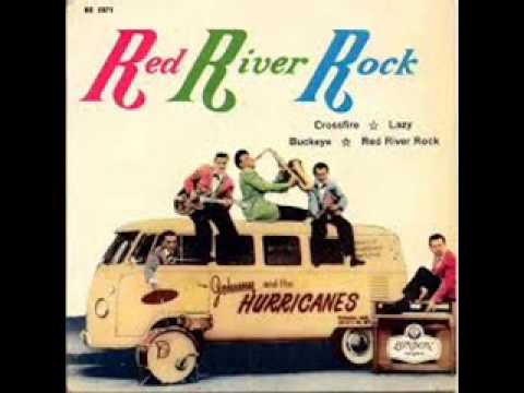 Johnny And The Hurricanes - Red River Rock HQ