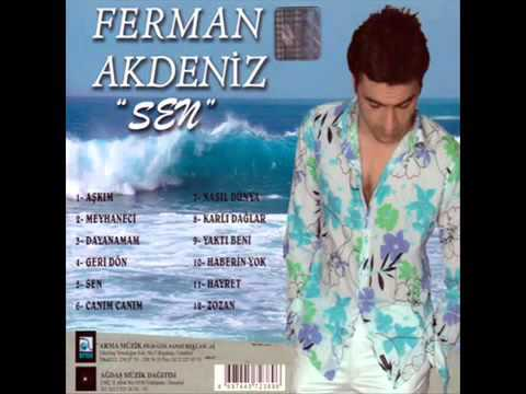 Ferman Akdeniz Meyhaneci