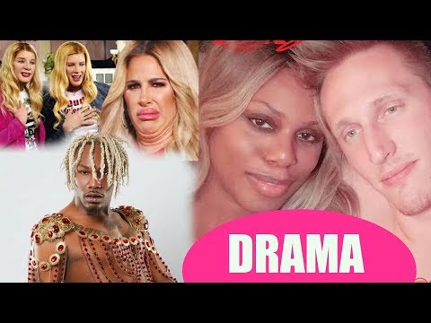 KIM ZOLCIAK & ZELL SWAG MAKE PEOPLE MAD - LAVERNE COX NEW BOYFRIEND LOOKS LIKE KROY BIERMANN