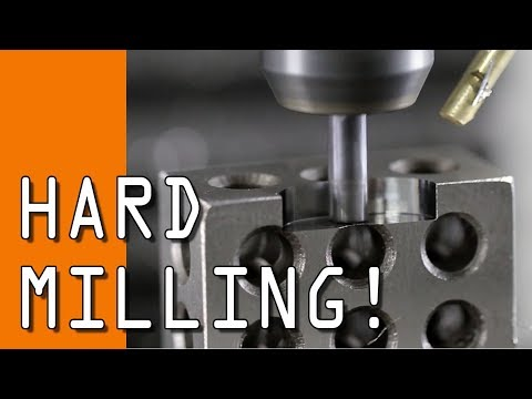 Thumbnail: Machining 60 Rockwell Steel with the Tormach! WW166