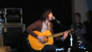 nevershoutnever! (yourbiggestfan) @ The Plano Centre 12 28 08 - Unsilent Night 2 mpeg2video