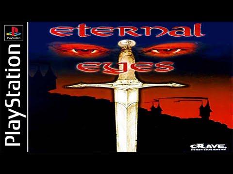 Eternal Eyes - Full Game Walkthrough / Longplay (PS1)