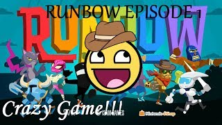 WHAT IS THIS CRAZY GAME?!?! (Runbow)
