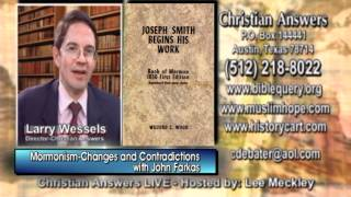 Repeat youtube video MORMONISM: BELIEVING RELIGIOUS MYTHS DESPITE THE EVIDENCE - CHANGES, CONTRADICTIONS & ERRORS