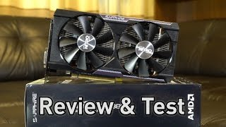 Sapphire R9 380 NITRO 4GB 4G D5 - Review Test and Overclock