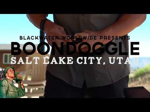 Blackwater Worldwide 1st Annual Boondoggle! - Utah