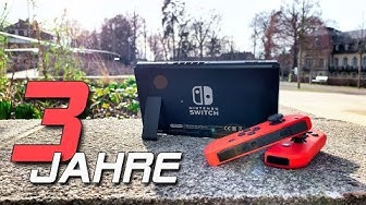 Nintendo Switch - 3 Jahre danach