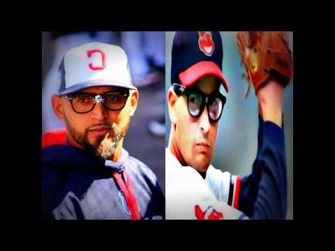 Danny Salazar is Wild Thing in the world series baseball 2016/Cosa loca regresa en Danny Salazar.