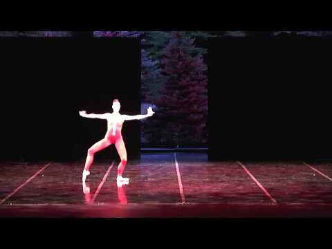 Pacific Northwest Ballet performing Red Angels at the 2010 Vail International Dance Festival