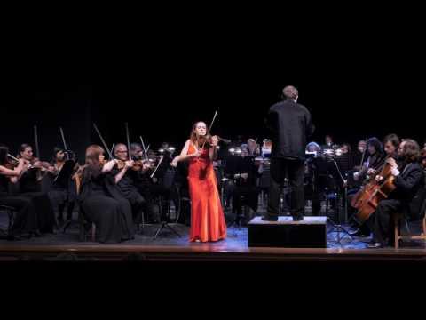 Maria Shalgina: Max Bruch. Violin Concerto no.1 in G minor, 1-3. Мария Шалгина: Брух. Концерт №1