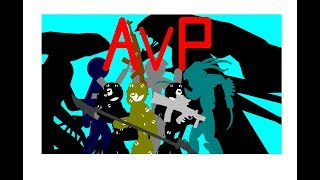 Pivot Aliens Vs Predator Season 3 Part 2