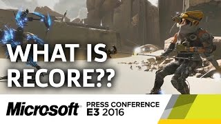 What Is ReCore? - E3 2016 GameSpot Post Show