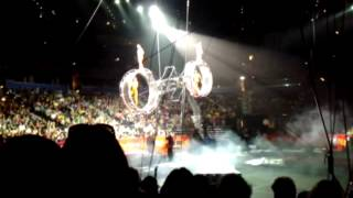 Ringling Bros. Circus Performer gets hurt at Tampa Bay Times forum