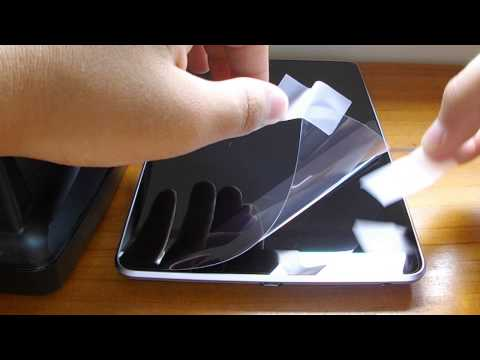 Cleaning Dust Under a Screen Protector