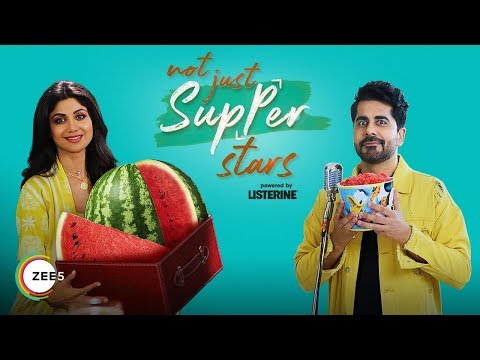 Shilpa Shetty Kundra With Luke Coutinho | Not Just Supper Stars | Promo | Streaming Now