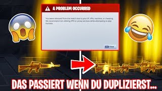 The PASS if you have DUPLIZIERT or DUPLIZED SACHEN... 😱 - Fortnite Save the World